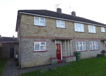 Thumbnail 1 bed flat for sale in Gunthorpe Road, Gunthorpe, Peterborough