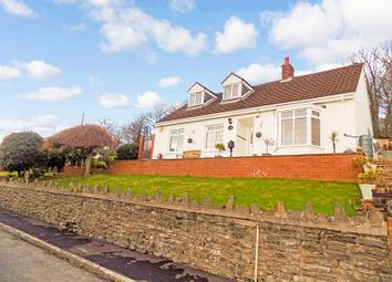 Thumbnail 4 bed detached bungalow for sale in Park Drive, Skewen, Neath, Neath Port Talbot.
