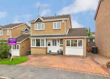 Thumbnail 3 bed detached house for sale in Mill Meadow Close, Sheffield