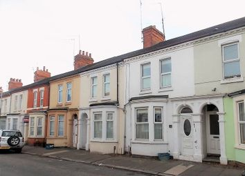 Thumbnail 3 bedroom terraced house to rent in Newcombe Road, St James, Northampton