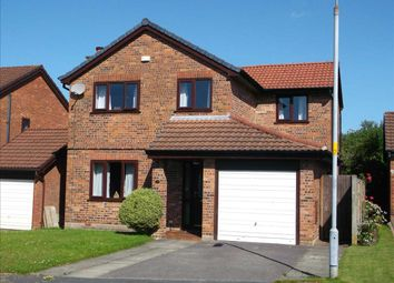 Thumbnail 4 bed detached house to rent in Whitsundale, Westhoughton, Bolton