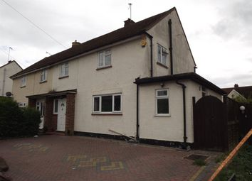 Thumbnail 3 bed property to rent in Red Lion Crescent, Harlow, Essex