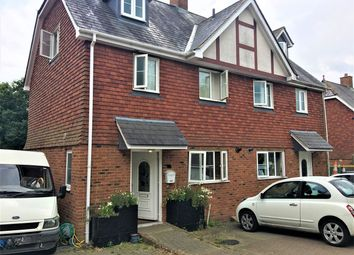 Thumbnail 3 bed semi-detached house for sale in Hawkhurst Road, Cranbrook