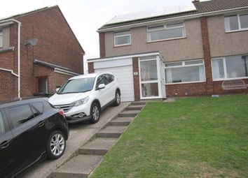 Thumbnail 3 bed semi-detached house for sale in Highdale Close, Whitchurch, Bristol