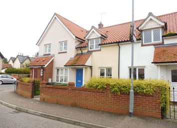 Thumbnail 2 bed terraced house to rent in Millers Drive, Dickleburgh, Diss