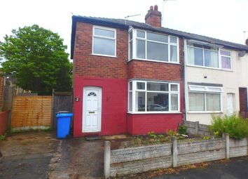 Thumbnail 3 bed end terrace house for sale in Alpass Avenue, Bewsey, Warrington, Cheshire