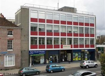 Thumbnail Commercial property to let in Lombard House 12/17 Upeer Bridge Street, Canterbury