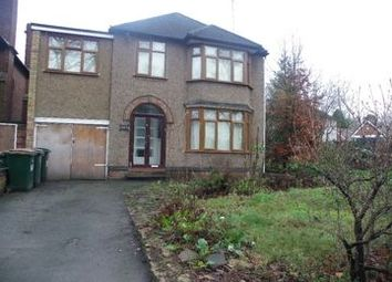 Thumbnail 1 bedroom detached house to rent in Holyhead Road, Coventry