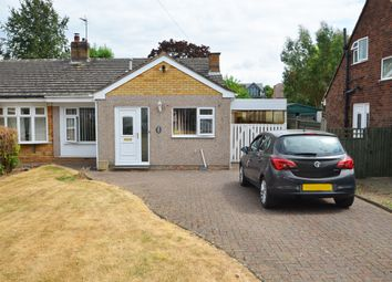 Thumbnail 2 bed semi-detached bungalow for sale in Beswick Gardens, Bilton, Rugby