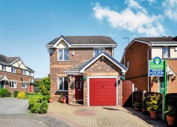 Thumbnail 3 bed detached house for sale in Far Lawns, Carlton, Barnsley