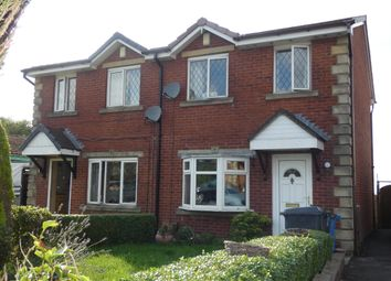 3 bed semi-detached house for sale in Hill View Close, Oldham OL1