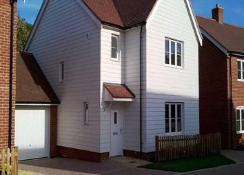 """Thumbnail 3 bedroom detached house for sale in """"The Hatfield"""" at Station Road, Northiam, Rye"""