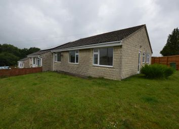 Thumbnail 3 bed bungalow to rent in Mendip Vale, Coleford, Radstock