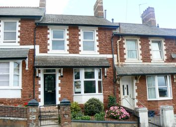 Thumbnail 3 bedroom terraced house to rent in Sherwell Hill, Torquay