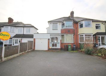 Thumbnail 3 bed property to rent in Ulleries Road, Solihull