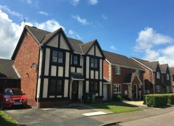 Thumbnail 4 bed detached house to rent in Bala Way, St Peters, Worcester