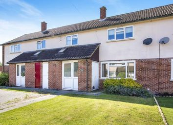 Thumbnail 3 bedroom terraced house for sale in Bedford Close, Wyton, Huntingdon, Cambridgeshire