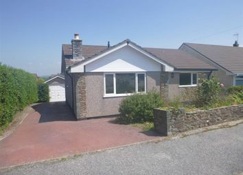 Thumbnail 3 bed detached bungalow to rent in Penmead Road, Delabole, Cornwall