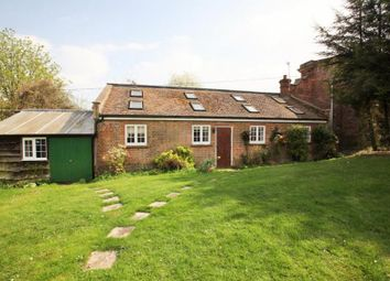 Thumbnail 1 bed detached bungalow to rent in Annexe, The Barn House, Lower Basildon