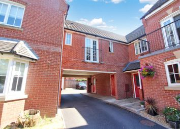 Thumbnail 1 bed flat for sale in Millbrook Gardens, Blythe Bridge, Stoke-On-Trent