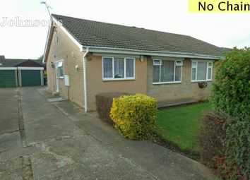 Thumbnail 2 bed semi-detached bungalow for sale in St Marys Road, Dunsville, Doncaster.