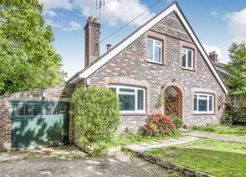 Thumbnail 3 bed detached house for sale in Fryern Road, Storrington
