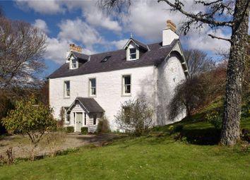 Thumbnail 6 bed detached house for sale in Kirkmichael House, Kirkmichael, Blairgowrie, Perthshire