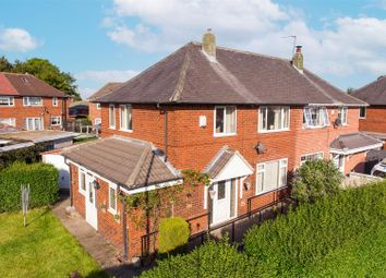 Thumbnail 3 bed semi-detached house for sale in Lanshaw Road, Middleton, Leeds