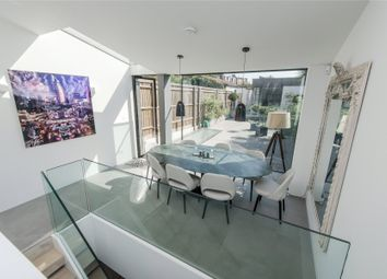 Thumbnail 5 bed terraced house for sale in Pulborough Road, Southfields, London