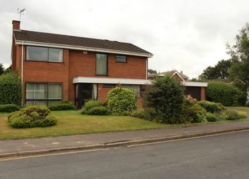 Thumbnail 4 bedroom detached house for sale in The Shrubberies, Coventry