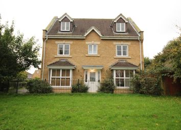 Thumbnail 5 bed detached house for sale in Ruby Close, Totton, Southampton
