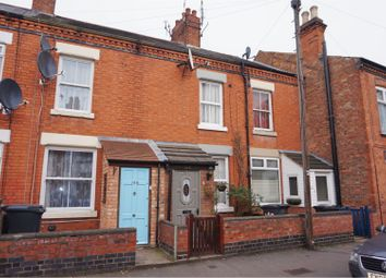 Thumbnail 2 bed terraced house for sale in Lansdowne Road, Aylestone, Leicester