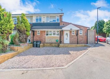 Thumbnail 3 bed semi-detached house for sale in Ambleside, Bartley Green, Birmingham, West Midlands