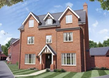 Thumbnail 5 bedroom detached house for sale in Buckton Fields, Northampton