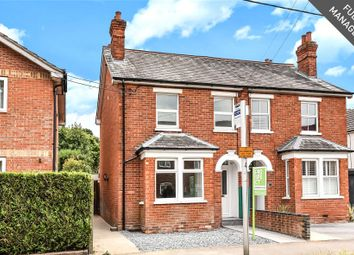 3 bed semi-detached house to rent in College Road, College Town, Sandhurst, Berkshire GU47