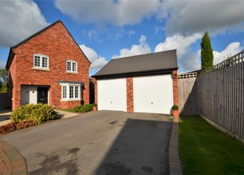 Thumbnail 4 bed detached house for sale in Wigston Close, Wolston, Coventry