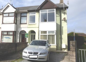 Thumbnail 2 bed flat for sale in Mackworth Road, Porthcawl