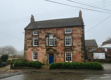 Thumbnail 4 bed property for sale in Church Lane, Ipstones, Stoke-On-Trent