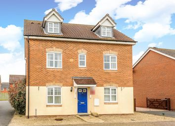 Thumbnail 4 bed detached house to rent in Kings Acre, Hereford
