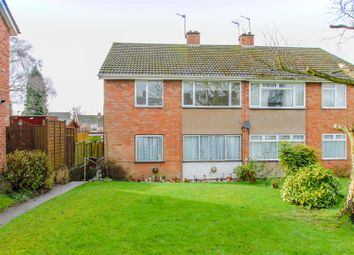 Thumbnail 2 bedroom flat for sale in Hillside Close, Brownhills, Walsall