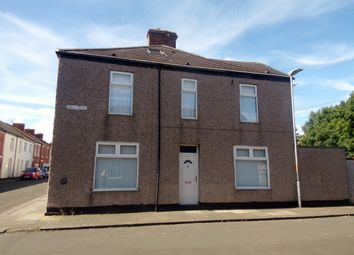 Thumbnail 2 bedroom terraced house to rent in Hall Terrace, Blyth