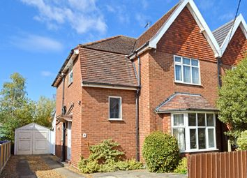 Thumbnail 3 bed semi-detached house for sale in Kilbrack, Beccles