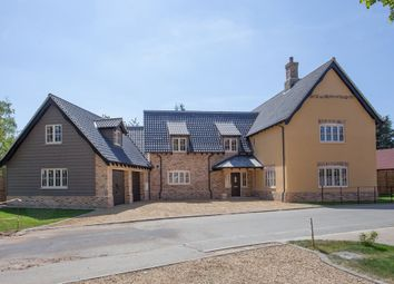 Thumbnail 5 bedroom detached house for sale in Cley Lane, Saham Toney, Thetford