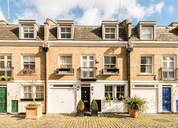 Thumbnail 3 bed terraced house for sale in Elnathan Mews, Maida Vale, London