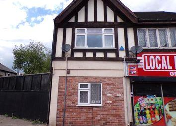 Thumbnail 3 bedroom flat for sale in Outram St, Sutton In Ashfield, Nottingham