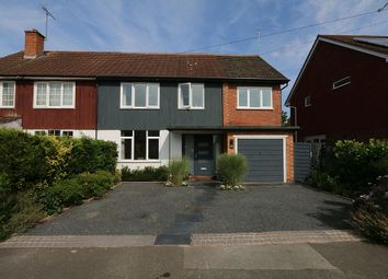 Thumbnail 4 bed semi-detached house for sale in 9, Freemans Close, Leamington Spa, Warwickshire