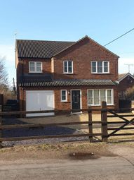Thumbnail 4 bed detached house for sale in The Street, Kings Lynn, Norfolk