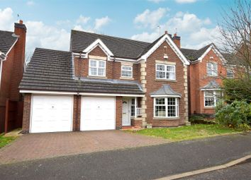 4 bed detached house for sale in Lakeside Drive, Heatherton Village, Derby DE23