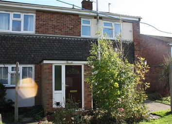 Thumbnail 2 bed flat to rent in Moyne Road, Sawtry, Huntingdon