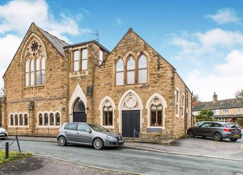 Thumbnail 1 bed flat for sale in The Chapel, Calverley Road, Oulton, Leeds